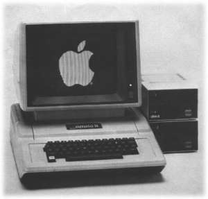 Apple II, premier ordinateur grand public